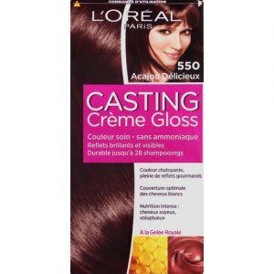 L'Oréal Casting Crème Gloss 550 Acajou Délicieux