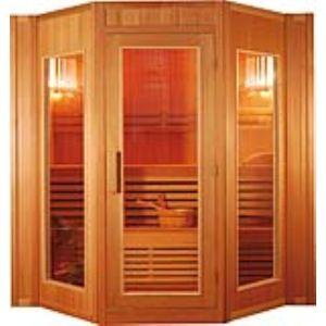 Image de France Sauna Zen 4 - Sauna vapeur pour 4 personnes