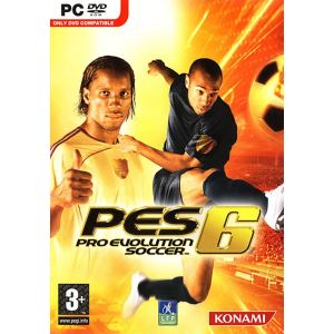 PES 6 : Pro Evolution Soccer 6 [PC]