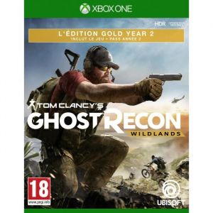 Tom Clancy's Ghost Recon : Wildlands - Gold Edition Year 2 [XBOX One]