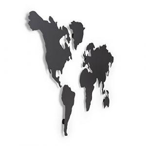 Umbra Carte du monde mural magnétique 83.6x42.6cm MAPPIT