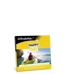 Wonderbox Coffret Cadeau Happy Day