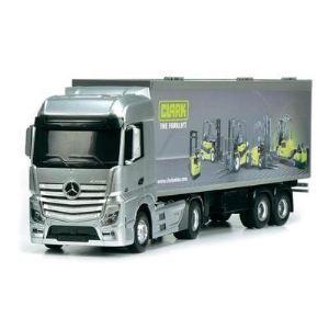 Image de Dickie Toys Camion Mercedes Benz Actros télécommandé