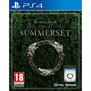 Elder Scrolls Online : Summerset sur PS4