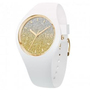 Ice Watch Montre 13432 - Montre Silicone Blanc Femme