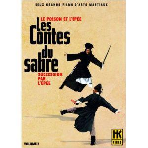 Coffret Les contes du sabre - Volume 2 - Succession par lépée + Le poison et lépée