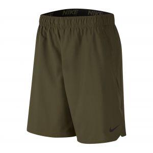 Nike Short de training tissé Flex pour Homme - Olive - Taille M - Male