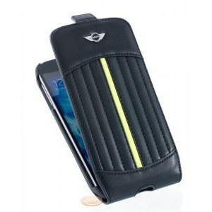 Mini MNFLS4SSB - Coque de protection pour Galaxy S4 i9500