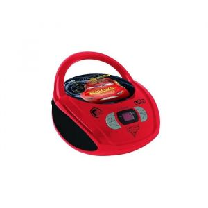 Lexibook RCD108DC - Radio lecteur CD Cars 3