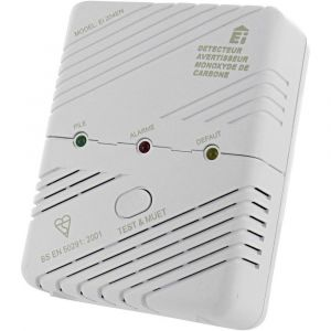 Ei Electronics Detecteurs de monoxyde de carbone Ei 204 En
