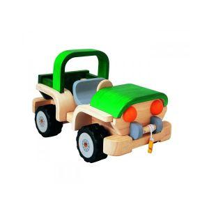 Plan Toys Véhicule 4x4 wd avec personnage