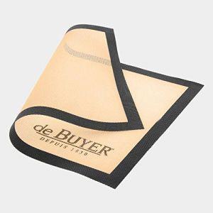 De Buyer Tapis siliconé aeré Airmat 40x30 cm