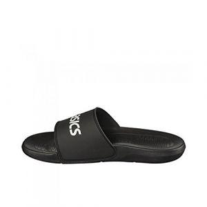 Asics As003, Chaussures de Plage et Piscine Mixte Adulte, Noir (Black/Black 9090), 41.5 EU