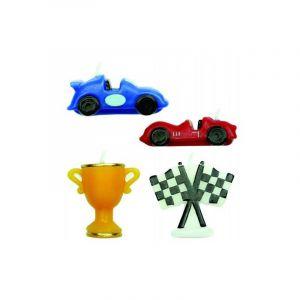 PME 4 Bougies thème Racing Cars