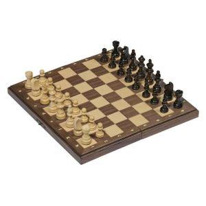 Goki 56920 - Jeu d'échecs pliable magnétique