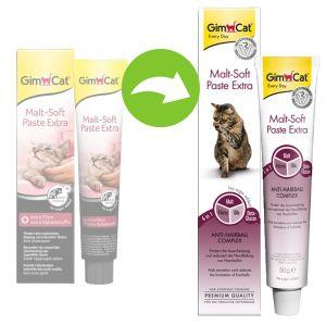 GimCat Malt-Soft Extra Pâte au malt pour chat - 200 g
