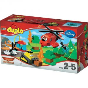 Duplo 10538 - Disney Planes : Les secouristes
