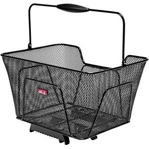 Unix Reano - Panier de vélo - noir Paniers pour porte-bagages
