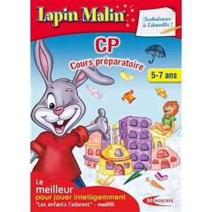 Lapin Malin CP : Turbulences à Edenville 2010/2011 [Mac OS, Windows]