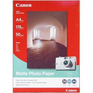 Canon 50 feuilles de papier photo mat 170g (A4)