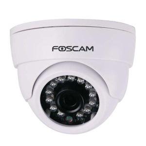 Foscam FI9851P - Caméra dôme IP WiFi intérieure HD 720p infrarouge