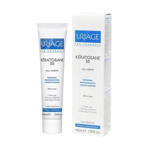 Uriage Kératosane - Gel crème anti-callosités