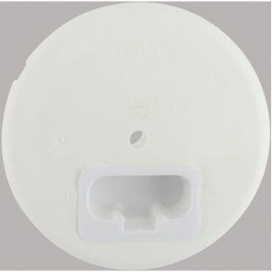 Legrand Boîte à encastrer pour luminaire batibox vg boîte cloison sèche couvercle avec prise luminaire -
