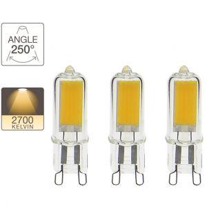 Xanlite Capsule LED G9 - 200 Lumens - Vendu par 3