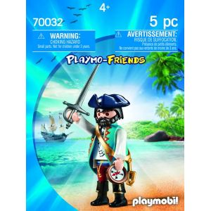 Playmobil 70032 - Pirate avec boussole