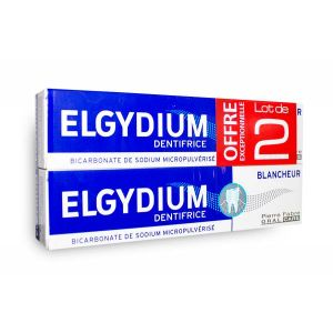 Elgydium Dentifrice blancheur