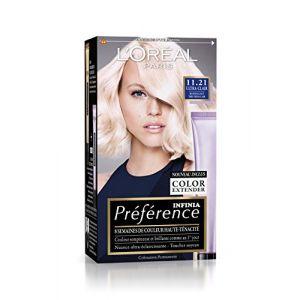 L'Oréal Préférence Infinia Blondes 11.21 Ultra-Clair - Blond Très Très Glacé