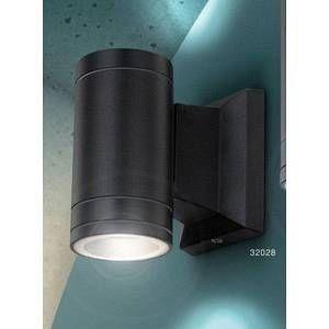 Globo Lighting Lampe d'extérieur Globo GANTAR Gris, 1 lumière Design Extérieur GANTAR