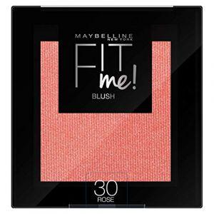 Maybelline Fit Me! Blush Effet Bonne Mine - 30 Rose