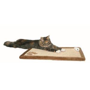 Trixie Tapis griffoir avec jouet (55 x 35 cm)