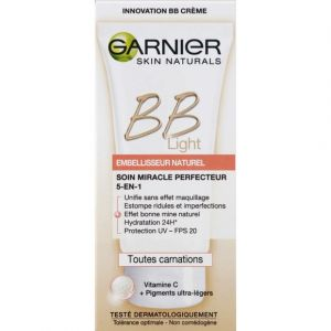 Garnier BB Light embellisseur neturel - Soin miracle perfecteur 5en1