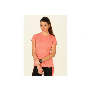 Mizuno Impulse Core W vêtement running femme Orange - Taille S