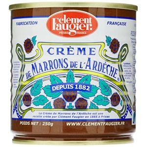 Clément faugier Crème de Marrons de L'Ardèche 250 g