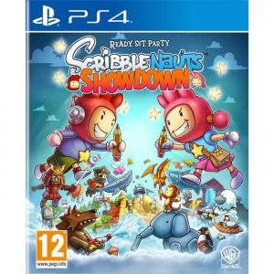 Scribblenauts Showdown sur PS4