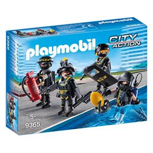 Playmobil 9365 - City Action : policiers d'élite