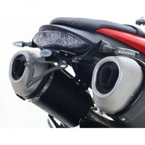 R&G Support de plaque (LP0194BK) Triumph Speed Triple 16-