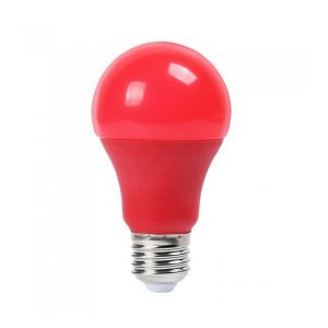 V-TAC Ampoule LED E27 9W Rouge