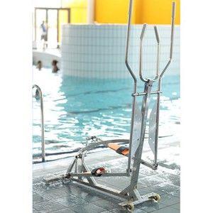 Waterflex Vélo de piscine elliptique Elly