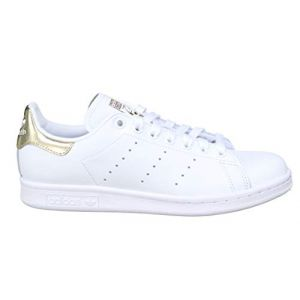 Adidas Stan Smith Originals Blanc/or 40 Femme