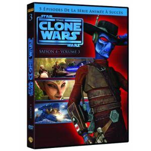 Star Wars : The Clone Wars - Saison 4, Volume 2