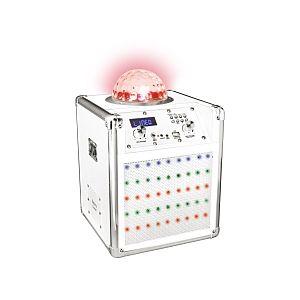 Lotronic Karaoké Boost Cubeled Blanc