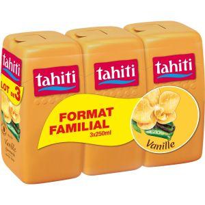 Tahiti Douche vanille gourmande