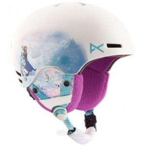 Anon Rime - Casque de ski pour fille