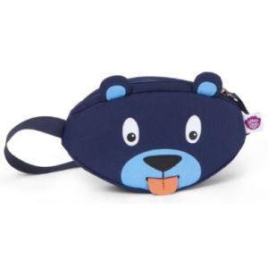 Affenzahn Sac banane enfant Bobo l'ours bleu