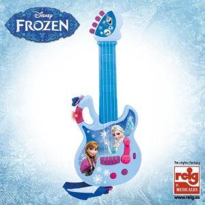 Reig Musicales Guitare pour enfant La Reine des Neiges