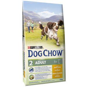 Dog chow Adult Poulet - Sac 14 kg